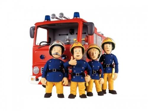 Gasilec Samo (Fireman Sam)