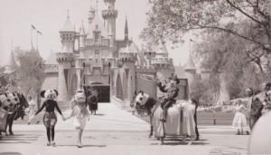 Otvoritev Disneylanda 1955.jpg