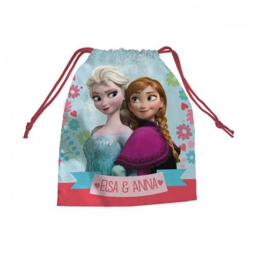 Vrecka za copate sportno opremo Ana in Elsa Ledeno kraljestvo Frozen 117