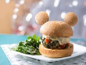 disneyland hamburger