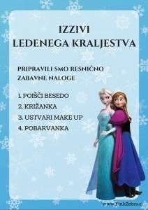 naslovnica izzivi ledeno kraljestvo