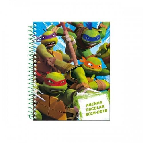 0199_Belezka A5 - Ninja zelve Ninja Turtles