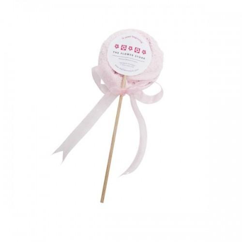 lizika roz - krpica za umivanje