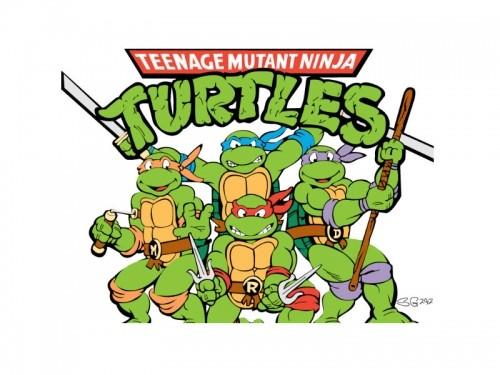 Ninja želve (Ninja Turtles)