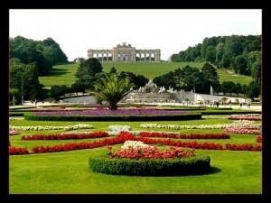 Schonbrunn-Gardens
