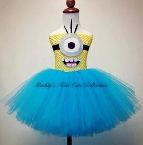 minion-dress-tutu