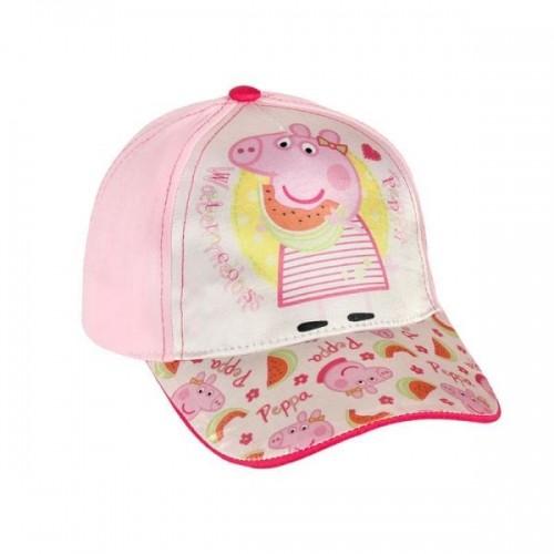 0319_Kapa s šiltom - Pujsa Pepa (Peppa Pig)1
