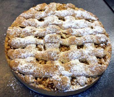 Jabolčna pita