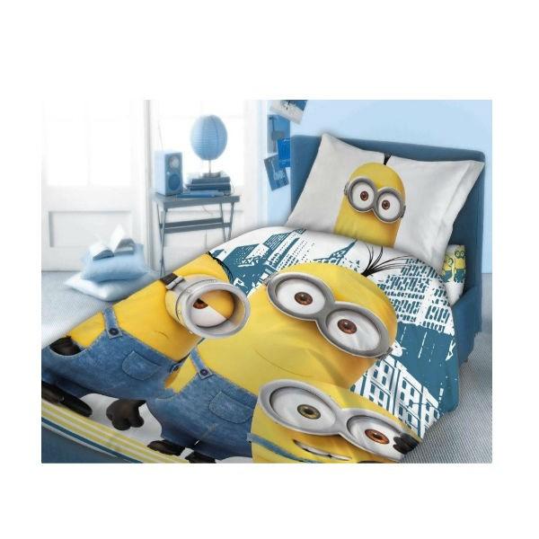 posteljnina minioni