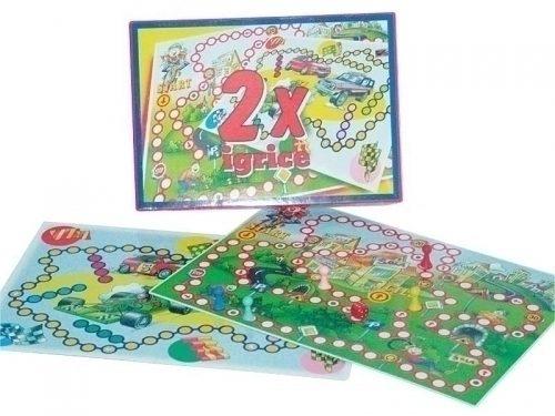 2 x igrice (družabna igra)