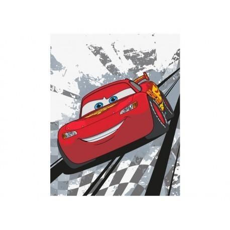 Odeja iz flisa - Avtomobili (Cars)