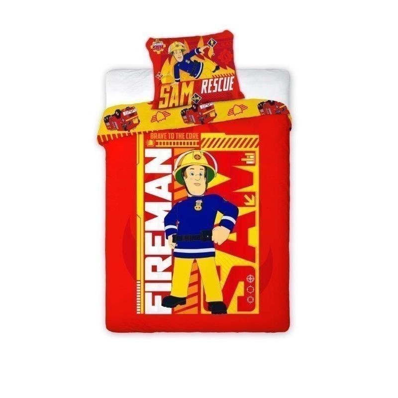 Posteljnina - Gasilec Samo (Fireman Sam)