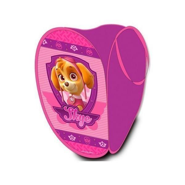 Koš za igrače Paw Patrol roza p