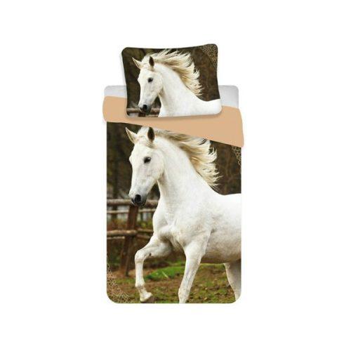 Posteljnina Konj beli p