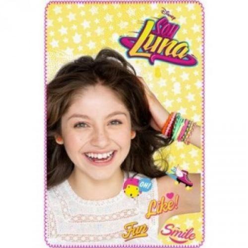 Odeja flis Soy Luna